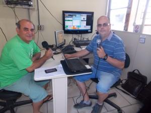 Prefeito Cebinho Programa sem Censura 17-12-2016 (Foto Pedro Luiz Guerreiro)