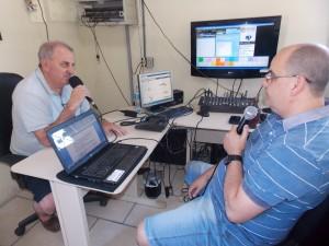 Prefeito Jose Flavio Programa sem Censura 17-12-2016 (Foto Pedro Luiz Guerreiro)